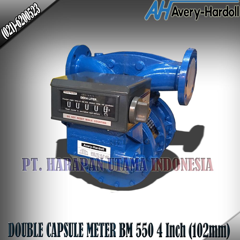 Jual Flow Meter Avery Hardoll Double Capsule Meter Series