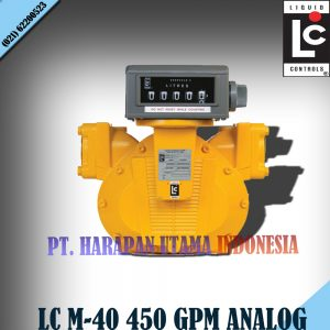 Flow Meter Liquid Control Lc Analog