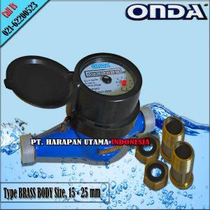 Jual Flow Meter Tokico Type Adjuster (Reset Counter) Size 3 inch (80mm)