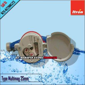 Flow Meter Tokico Type FRP1051BAA-02X2-X  (Non Reset) Size 4 Inch(100mm)