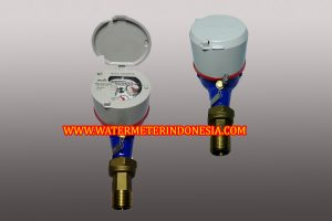 Flow Meter LC Digital With Electronic Registration & Strainer Type MS-70 Size 4 Inch